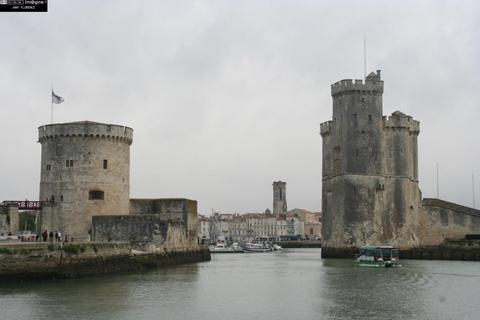 Port de La Rochelle - ©Florence Jany Im@gine!